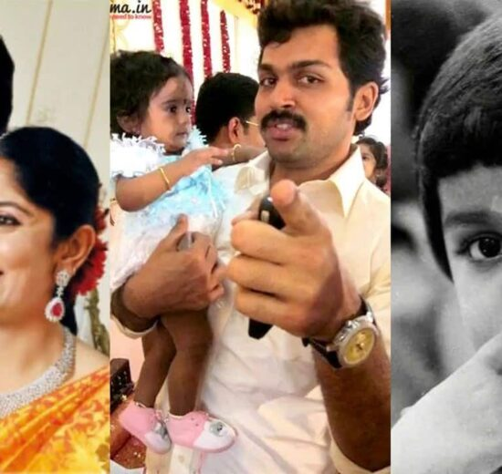 actor karthik blessed with a boy baby