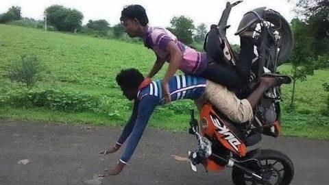 bike accident law india